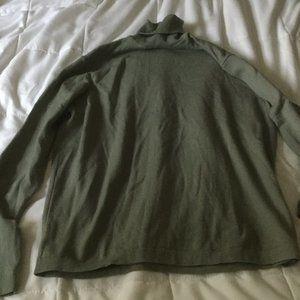 Henri Bendel turtleneck sweater